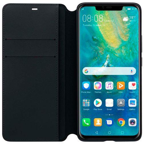 Productafbeelding van de Huawei Wallet Cover Black Mate 20 Pro
