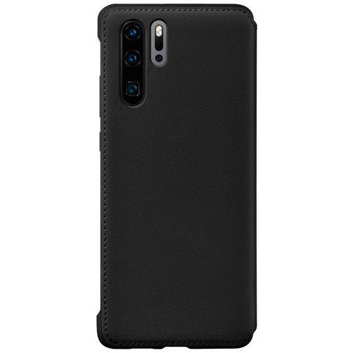 Productafbeelding van de Huawei Wallet Cover Black P30 Pro