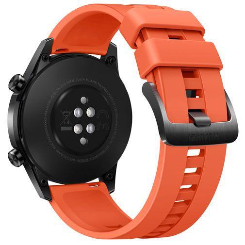 Productafbeelding van de Huawei Watch GT 2 46mm Orange