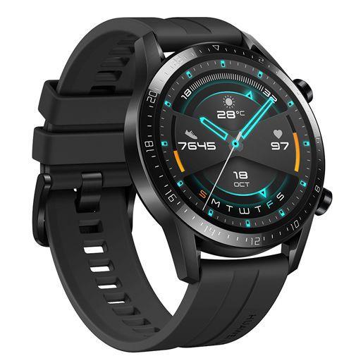 Produktimage des Huawei Watch GT 2 46mm Schwarz