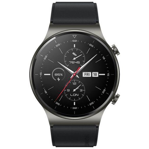 Productafbeelding van de Huawei Watch GT 2 Pro Black
