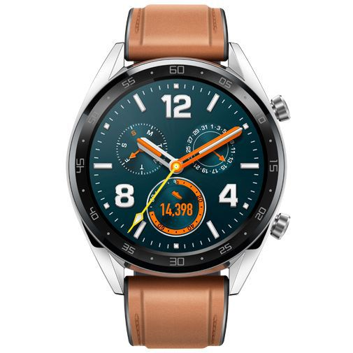 Productafbeelding van de Huawei Watch GT Classic Brown