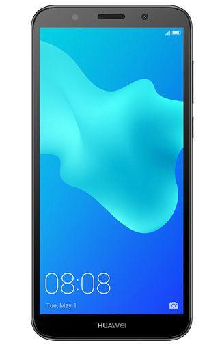Productafbeelding van de Huawei Y5 (2018) Black