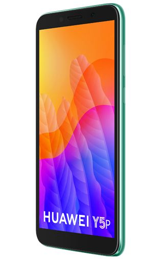 Produktimage des Huawei Y5p Grün