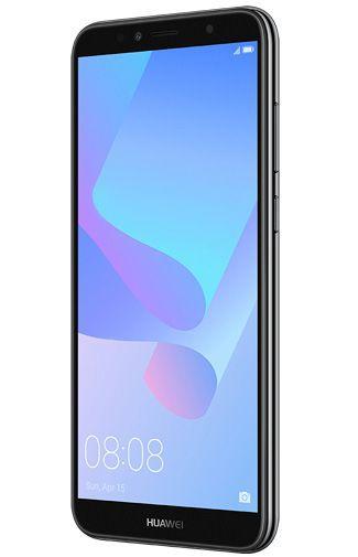 Productafbeelding van de Huawei Y6 (2018) Black