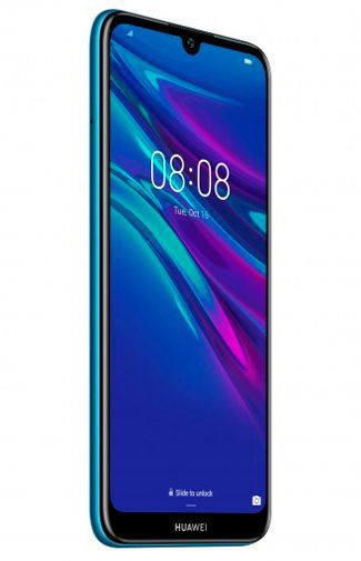 Productafbeelding van de Huawei Y6 (2019) Blue