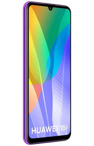 Produktimage des Huawei Y6p Lila