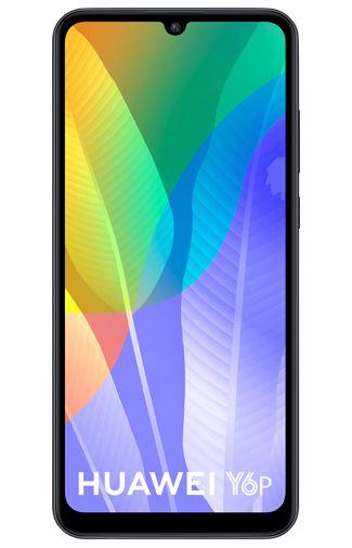Produktimage des Huawei Y6p Schwarz