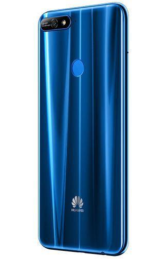 Productafbeelding van de Huawei Y7 (2018) Blue