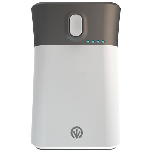 Productafbeelding van de iFrogz GoLite Powerbank 9000 mAh + Flashlight White