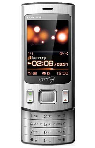 Productafbeelding van de iTT Dual 33 Silver