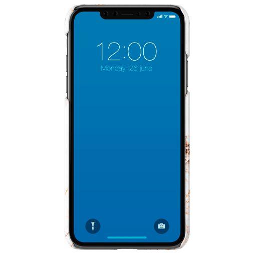 Productafbeelding van de iDeal of Sweden Kunststof Back Cover Carrara Gold Apple iPhone 11 Pro Max