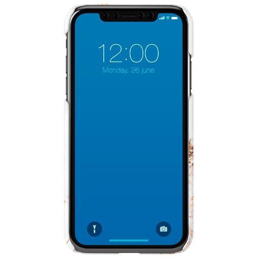 Productafbeelding van de iDeal of Sweden Kunststof Back Cover Carrara Gold Apple iPhone 11