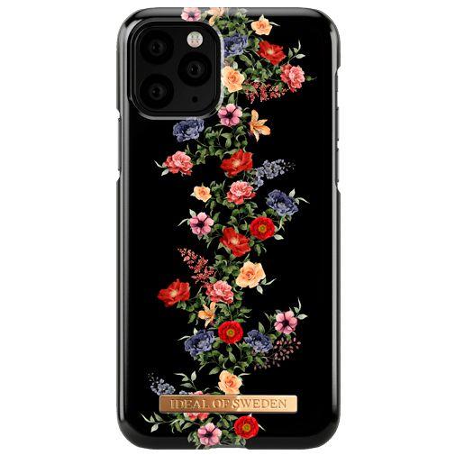 Productafbeelding van de iDeal of Sweden Kunststof Back Cover Dark Floral Apple iPhone 11 Pro