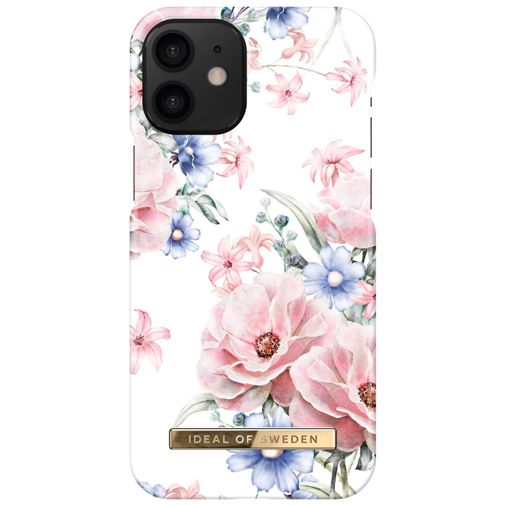 Productafbeelding van de iDeal of Sweden Kunststof Back Cover Floral Romance Apple iPhone 12 Mini