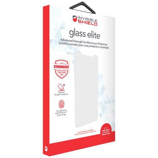 Produktimage des InvisibleShield Glass Elite Displayschutzfolie Apple iPhone XS Max/11 Pro Max