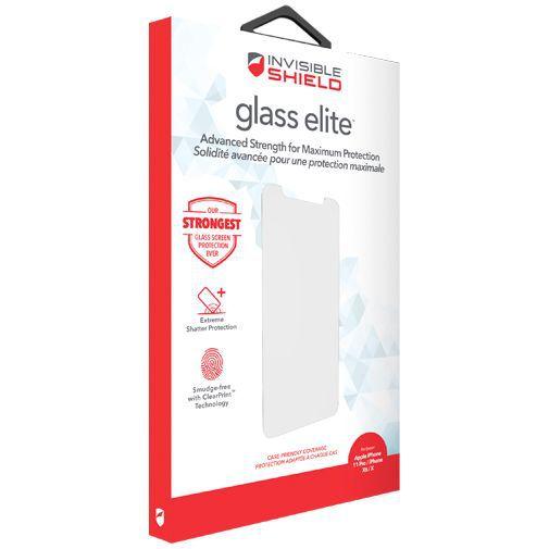 Produktimage des InvisibleShield Glass Elite Displayschutzfolie Apple iPhone X/XS/11 Pro
