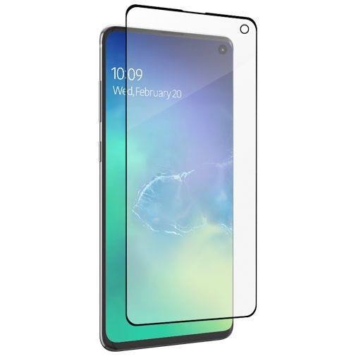 Productafbeelding van de InvisibleShield GlassFusion Screenprotector Samsung Galaxy S10