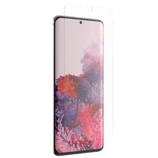 Productafbeelding van de InvisibleShield Plastic Clear Screenprotector Samsung Galaxy S20