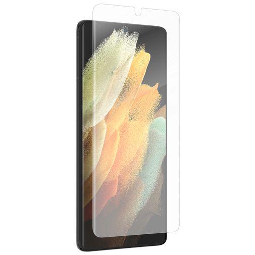 Productafbeelding van de InvisibleShield Plastic Clear Screenprotector Samsung Galaxy S21 Ultra