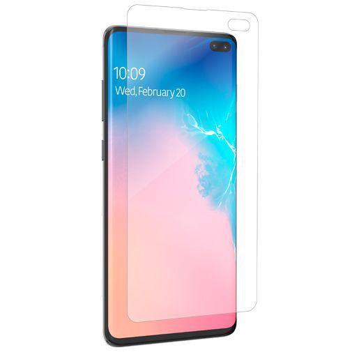 Productafbeelding van de InvisibleShield Ultra Clear Screenprotector Samsung Galaxy S10+