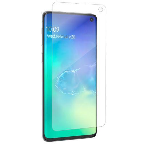 Produktimage des InvisibleShield Ultra Clear Displayschutzfolie Samsung Galaxy S10