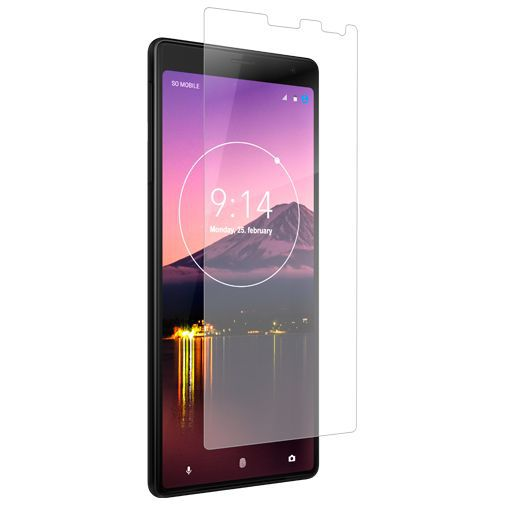 Productafbeelding van de InvisibleShield Ultra Clear Screenprotector Sony Xperia 10