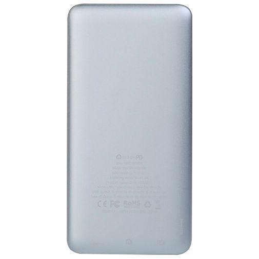 Productafbeelding van de iWalk Chic Powerbank 10.000 mAh met Quick Charge 3.0 + Power Delivery 2.0 Silver