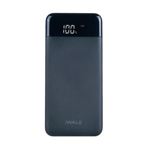 Productafbeelding van de iWalk Urban USB-C Powerbank 10.000mAh Zwart