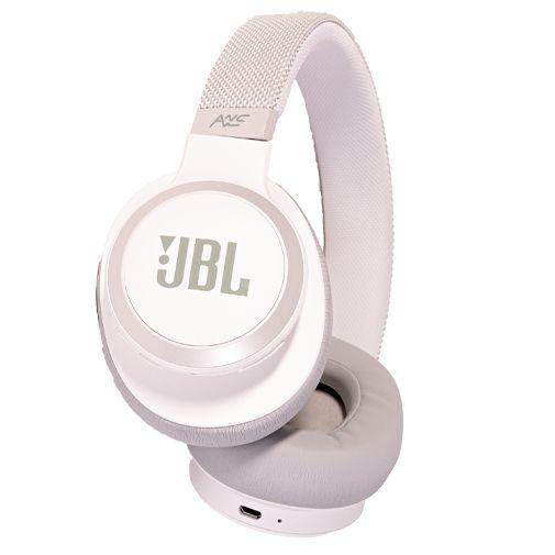 Productafbeelding van de JBL Live 650BTNC White