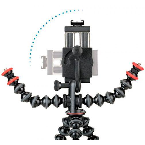 Productafbeelding van de Joby GorillaPod Mobile Vlogging Kit Zwart