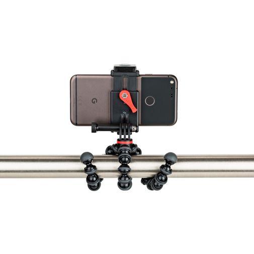 Productafbeelding van de Joby GripTight Action Kit Zwart