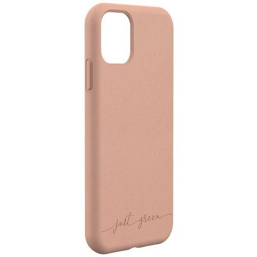 Productafbeelding van de Just Green Kunststof Back Cover Beige Apple iPhone 11