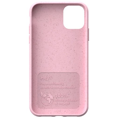 Productafbeelding van de Just Green Kunststof Back Cover Roze Apple iPhone 11