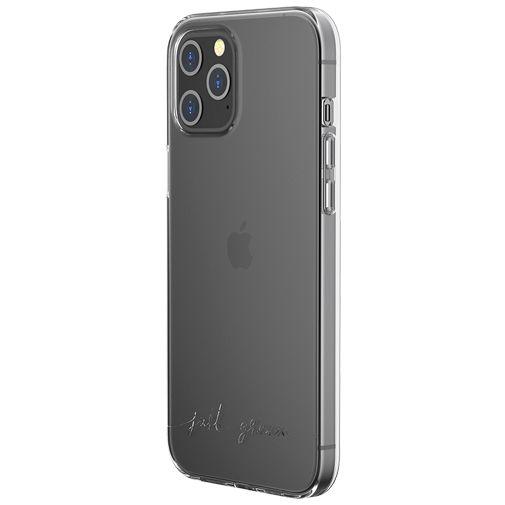 Productafbeelding van de Just Green Kunststof Back Cover Transparant Apple iPhone 12 Pro Max
