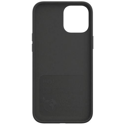 Productafbeelding van de Just Green Kunststof Back Cover Black Apple iPhone 12 Pro Max