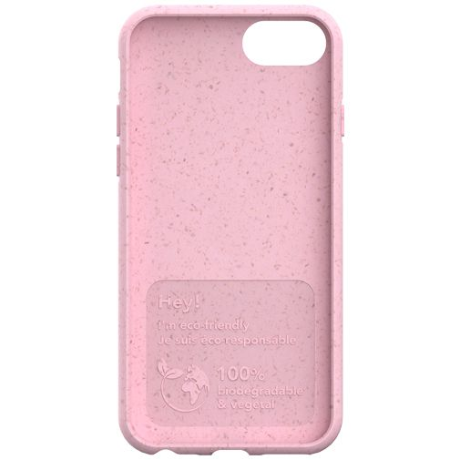 Productafbeelding van de Just Green Kunststof Back Cover Roze Apple iPhone 6/6S/7/8/SE 2020