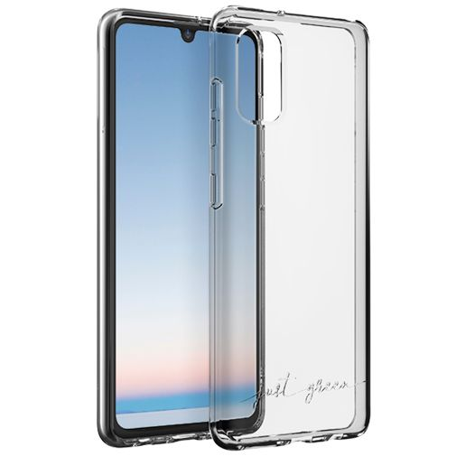 Productafbeelding van de Just Green Kunststof Back Cover Transparant Samsung Galaxy A31