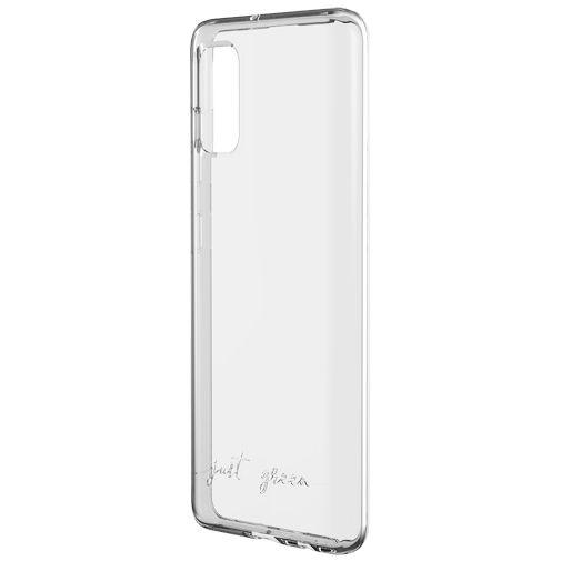 Productafbeelding van de Just Green Kunststof Back Cover Transparant Samsung Galaxy A41
