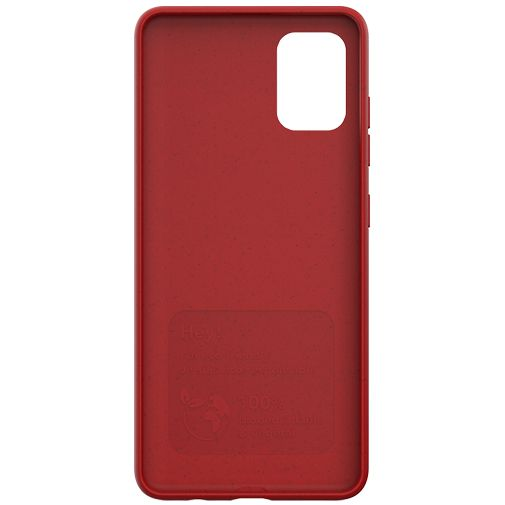 Productafbeelding van de Just Green Kunststof Back Cover Rood Samsung Galaxy A51 4G