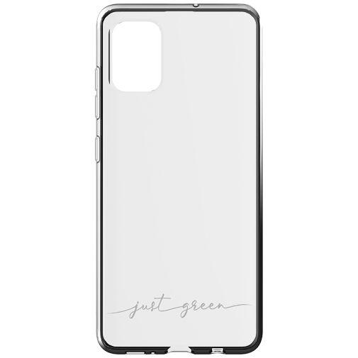 Productafbeelding van de Just Green Kunststof Back Cover Transparant Samsung Galaxy A51 4G