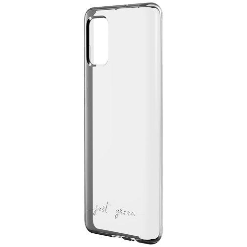 Productafbeelding van de Just Green Kunststof Back Cover Transparant Samsung Galaxy A71