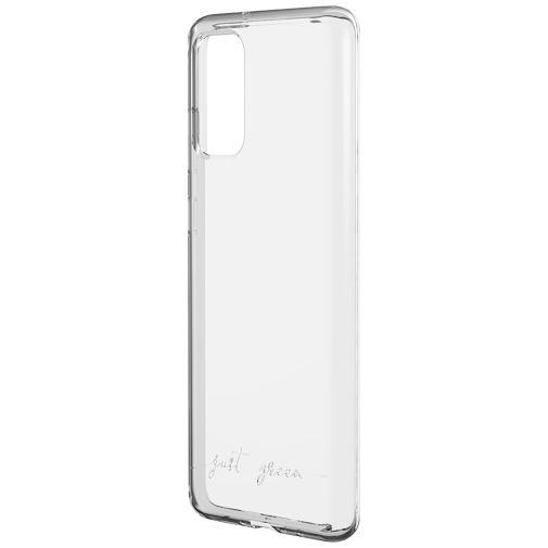 Productafbeelding van de Just Green Kunststof Back Cover Transparant Samsung Galaxy S20+