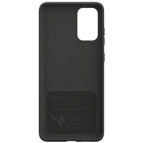 Productafbeelding van de Just Green Kunststof Back Cover Zwart Samsung Galaxy S20+