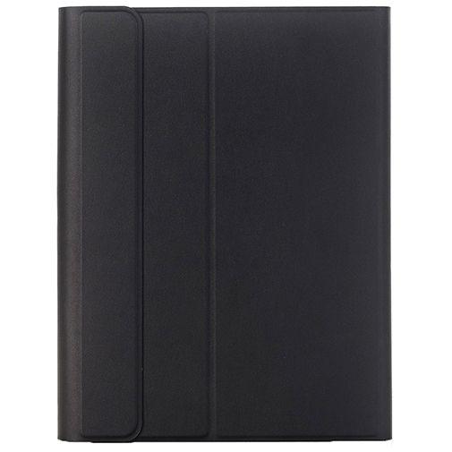 Productafbeelding van de Just in Case AZERTY Keyboard Case Zwart Apple iPad Air 2020