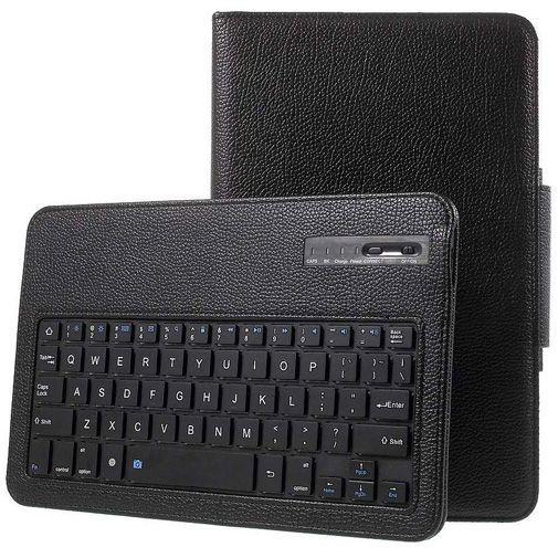 Produktimage des Just in Case Bluetooth Tastatur Cover Schwarz Samsung Galaxy Tab A 10.1 (2016)