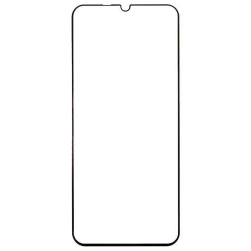 Productafbeelding van de Just in Case Full Cover Tempered Glass Screenprotector Black Huawei P Smart S