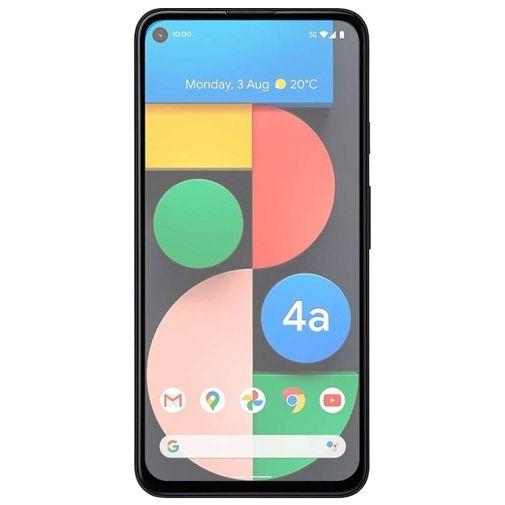 Productafbeelding van de Just in Case Gehard Glas Clear Screenprotector Google Pixel 4a 5G