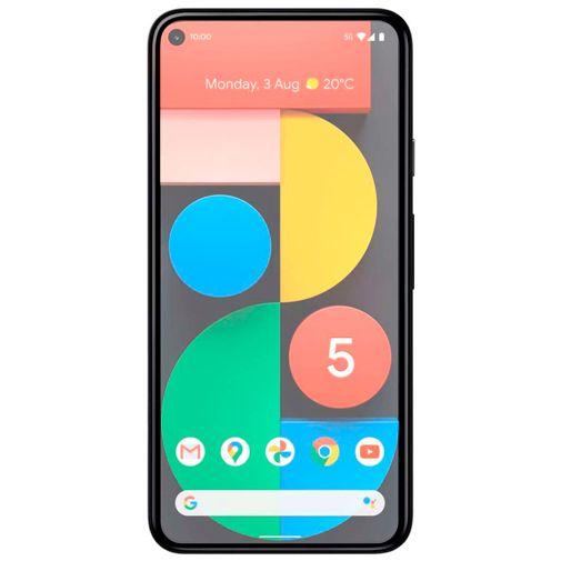 Productafbeelding van de Just in Case Gehard Glas Clear Screenprotector Google Pixel 5