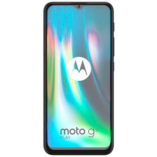 Productafbeelding van de Just in Case Gehard Glas Clear Screenprotector Motorola Moto G9 Play